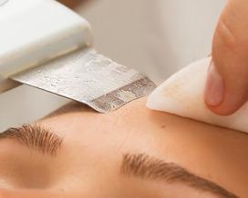 Правильная очистка кожи лица