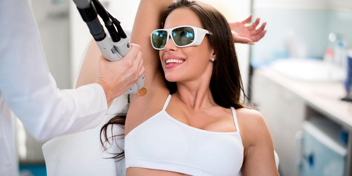 лазер действует на меланин гладкими и нежными не травмирует кожный покров получить консультацию