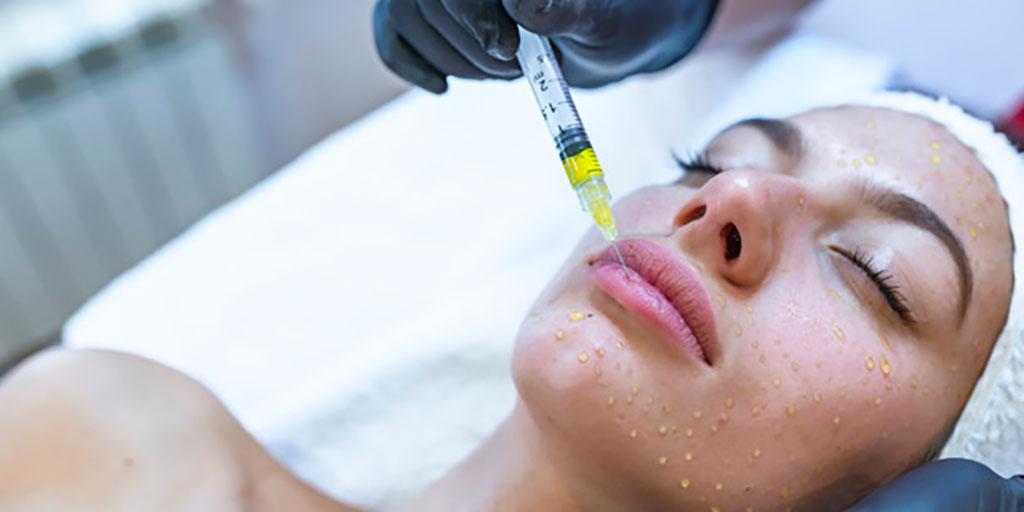 воздействии на дерму морщины или пигментация купероз или акне