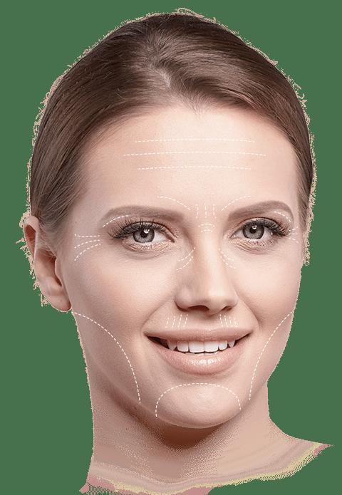 Предотвратить и уменьшить морщины